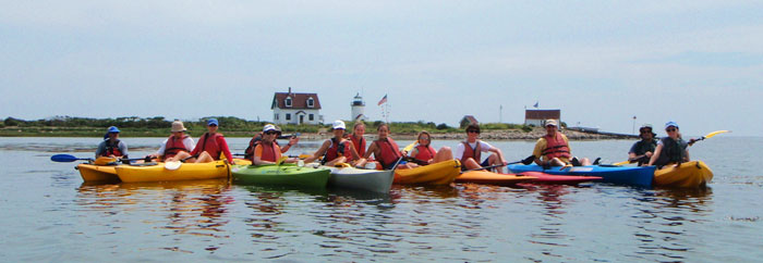 Kayak Maine