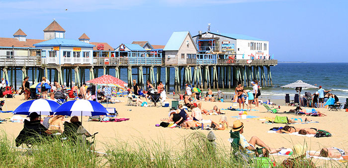 Hotels In Old Orchard Beach Maine On The Beach