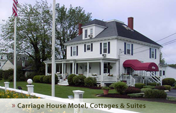 Carriage House Motel, Cottages & Suites
