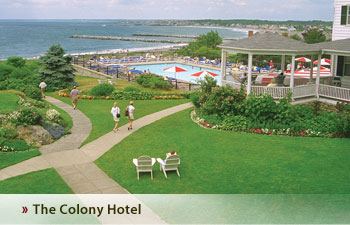 The Colony Hotel Kennebunkport