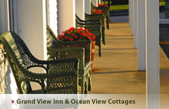 Grand View Inn & Ocean View Cottages