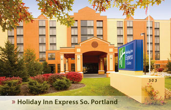 Holiday Inn Express So Portland