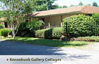 Kennebunk Gallery Cottages