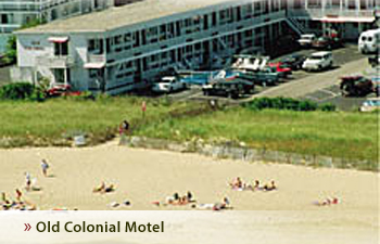 Old Colonial Motel