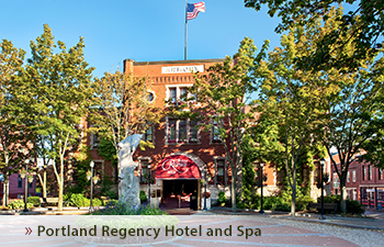 Portland maine hotels inns bed and breakfast guide - Portland maine hotels old port district ...