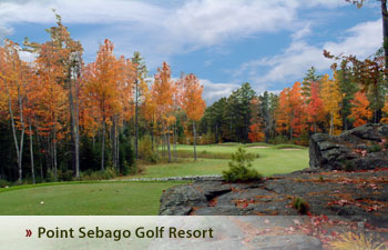 Point Sebago Golf Resort