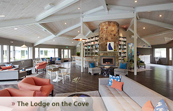 Lodge on the Cove