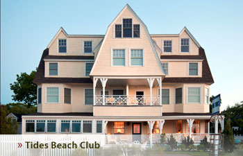 The Tides Beach Club