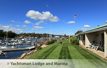 Yachtsman Lodge and Marina